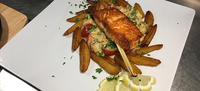 Restaurant Bergischer Löwe - Fisch