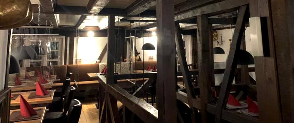 Restaurant Bergischer Löwe - Innen