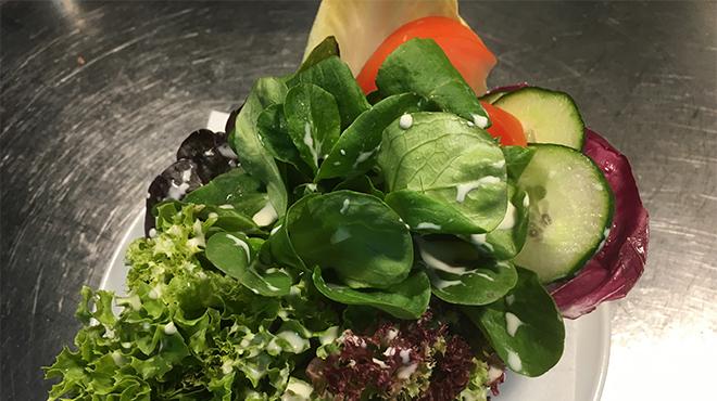 Restaurant Bergischer Löwe - Salate